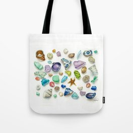 Seaside Treasures Tote Bag