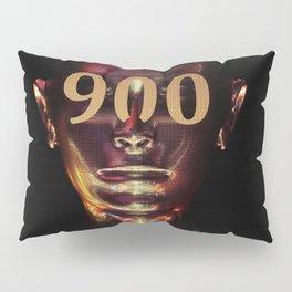 Day 0900 /// NINE HUNDRED WHAT UP Pillow Sham