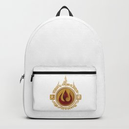 Fire Nation Admiral Backpack