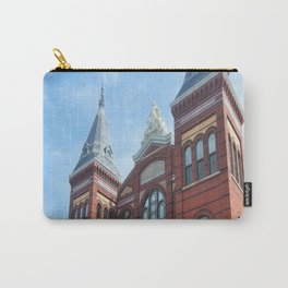 Washington DC Museum Carry-All Pouch