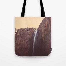 High Desert Waterfall Tote Bag