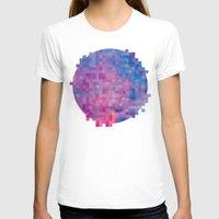 pixel T-shirts featuring Pixel by Marta Olga Klara
