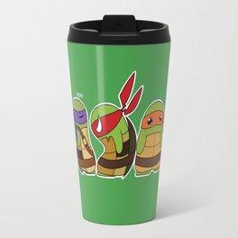 Jellybean Turtles  Travel Mug