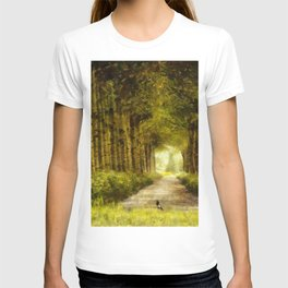 Country Side Road T-shirt