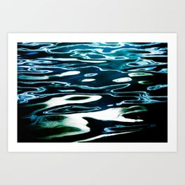 Water 3 Art Print