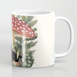Tiny Unicorn Coffee Mug
