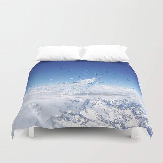 Intervention 48 Duvet Cover