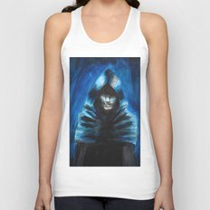 The Hooded One Unisex Tank Top