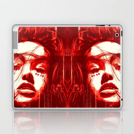 Queen of Diamond Laptop & iPad Skin