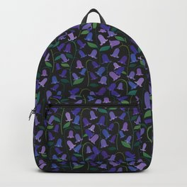 English Bluebells Backpack