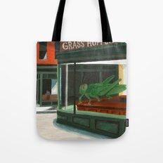 Grass Hopper Tote Bag