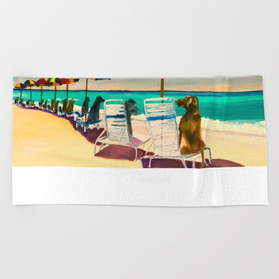 Beach Day Beach Towel