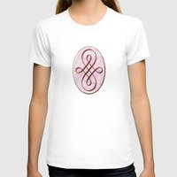 karen hallion T-shirts featuring Karen (#TheAccessoriesSeries) by Wayne Edson Bryan
