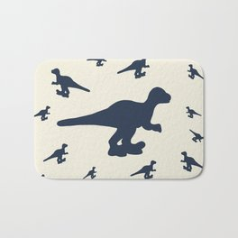 For The Love of Dinosaurs Bath Mat