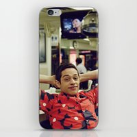 snl iPhone & iPod Skins featuring Chill by F*** Me Pete Davidson
