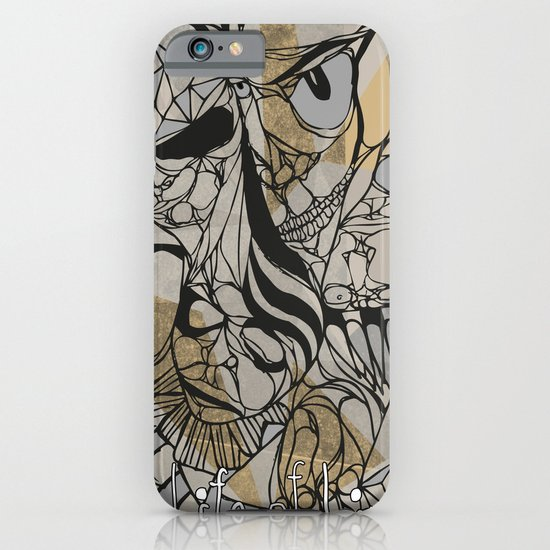 Life of Lines iPhone & iPod Case