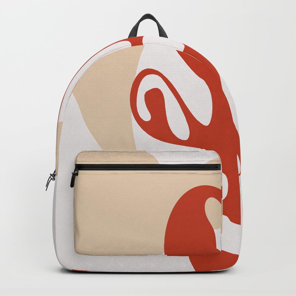 Charles And Ray Backpack by Elisabethgabriella BKP7623267