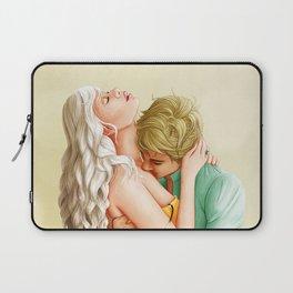 You Leave Me Breathless - Nikolina Laptop Sleeve
