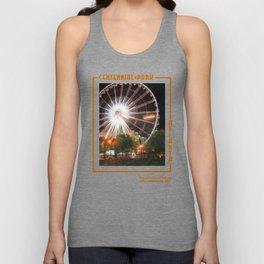 Skyview Ferris Wheel, Centennial Park Unisex Tank Top