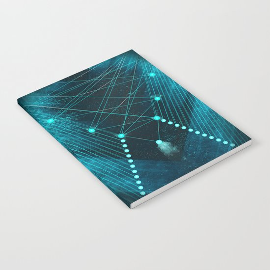 Mystic Space Notebook