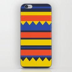 Triangles Jungle iPhone & iPod Skin