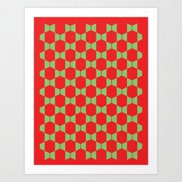RGB Poster 5 Art Print