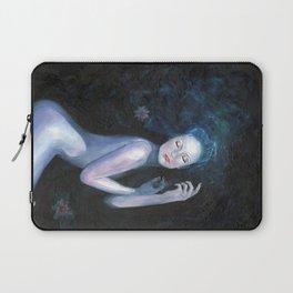 Waterlily Girl Laptop Sleeve