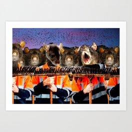 Rattama Art Print