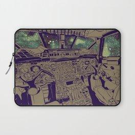 SpaceJet (Color) Laptop Sleeve