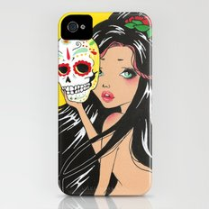 Day of the Deads iPhone (4, 4s) Slim Case