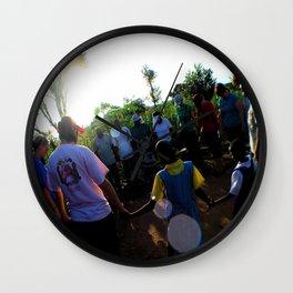Kenya / Kitui Love 2 Wall Clock