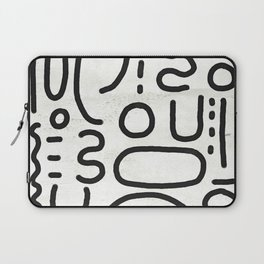 Shapely Laptop Sleeve