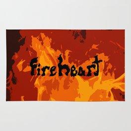 Fireheart Rug