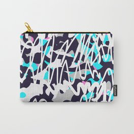 Graffiti illustration 02 Carry-All Pouch