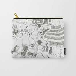 The Multiverse Theory Carry-All Pouch