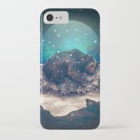 jazzberry iPhone & iPod Cases featuring Under the Stars (Ursa Major) by soaring anchor designs