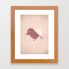 To Kill a Mocking Bird - NO TEXT Framed Art Print
