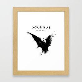 Bela Lugosi's Dead Framed Art Print