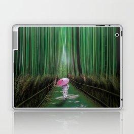 Arashiyama, Kyoto Japan Laptop & iPad Skin