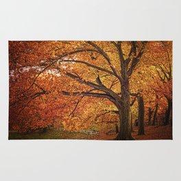 Oak Trees Rug