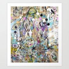 MARAKAME Art Print
