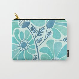 Himalayan Blue Poppies Carry-All Pouch