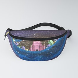 Cityback Whale Fanny Pack