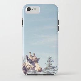 giraffe... iPhone Case
