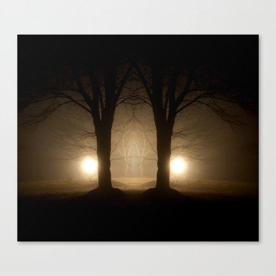 Ominous Canvas Print