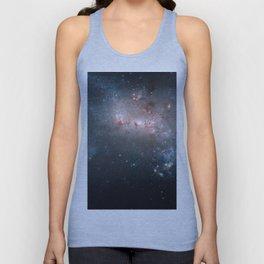 Starburst - Captured by Hubble Telescope Unisex Tank Top
