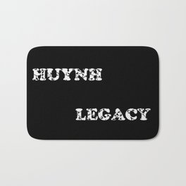 Huynh Legacy Scattered Leaves (Inverted) Bath Mat