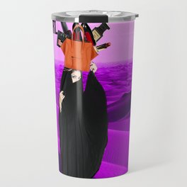 material girl Travel Mug