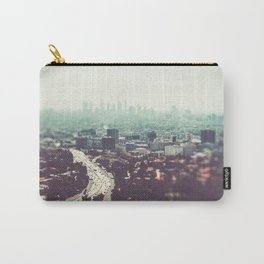 Los Angeles, beach,ocean, surf, downtown, Cali, SoCal, west coast Carry-All Pouch