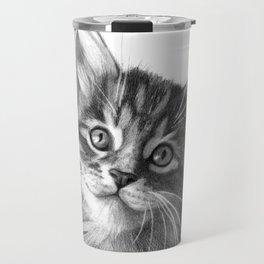 Maine Coon kitten G114 Travel Mug